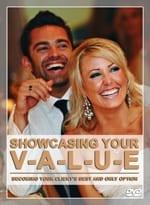 Peter Merry's DVD, Showcasing Your V-A-L-U-E